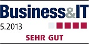 Langmeier Backup gewinnt Business & IT-Award