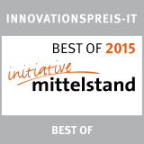 Innovationspreis Initiative Mittelstand 2015