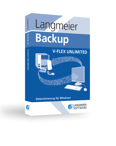 Langmeier Backup 10 V-flex Unlimited