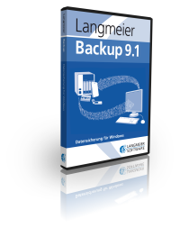 Langmeier Backup 9.1 V-flex Unlimited
