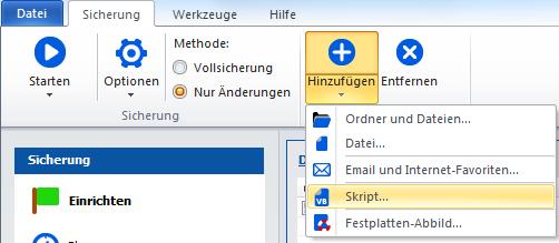 Die Datensicherung von Postfächern, Kalendern und Kontakten eines Exchange-Servers ist auch mit Langmeier Backup möglich. Hier erfahren Sie, wie Sie vorgehen müssen.