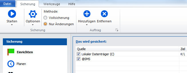 Dies ist ein Tutorial, wie Sie in Langmeier Backup Business und Langmeier Backup Server eigene VBScripts erstellen, um nach Ihren Vorstellungen in den Datensicherungsvorgang einzugreifen.