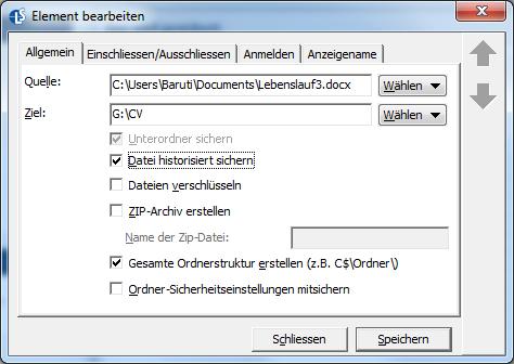 Hier beschreiben wir für Sie, wie mit dem Backup-Programm Langmeier Backup Daten historisiert bzw. versioniert gesichert werden. So haben Sie Zugriff auf frühere Versionen von für Sie wichtigen Dateien.