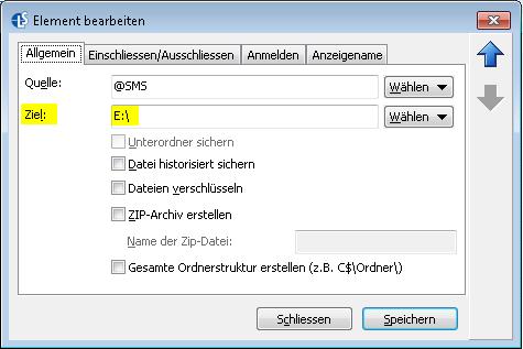 Zielpfad angeben, welches das Skript verwenden soll. Dies ist ein Tutorial, wie Sie in Langmeier Backup Business und Langmeier Backup Server eigene VBScripts erstellen, um nach Ihren Vorstellungen in den Datensicherungsvorgang einzugreifen.